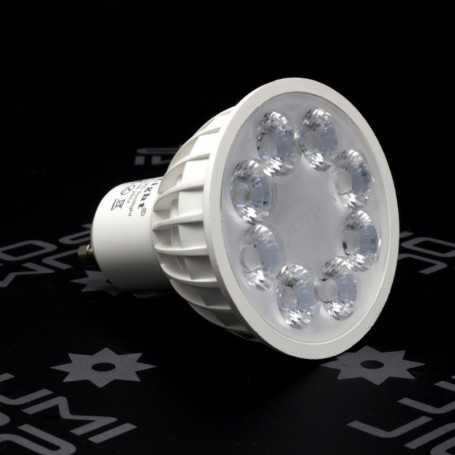 Ampoule LED connectée RGB+CCT GU10 4W Mi-Light