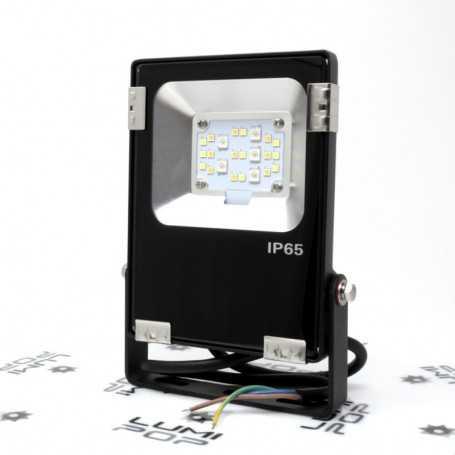 Spot LED connecté étanche RGB+CCT 10W 220V Mi-Light