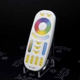 Télécommande LED RGBW/RGB+CCT 4 zones Mi-Light au détail