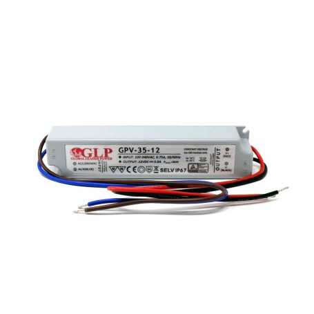 Alimentation led ETANCHE 220V/12V - 30W