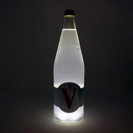 Dessous de verre lumineux LumiStick LED blanc froid
