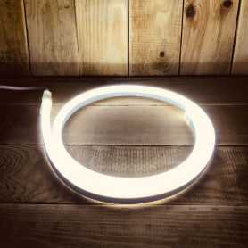 Néon LED flexible blanc froid 220V direct étanche