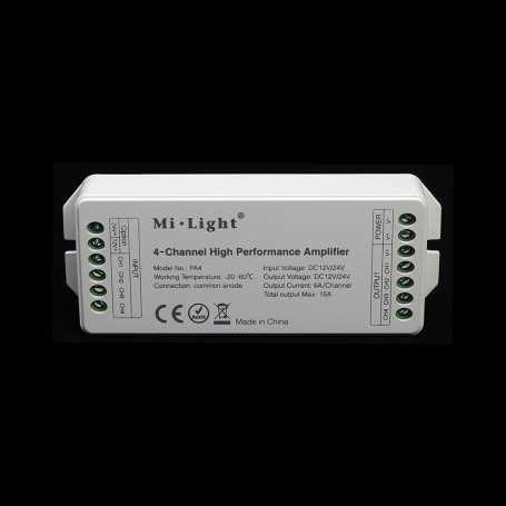Amplificateur pour ruban LED RGBW et RGBWW
