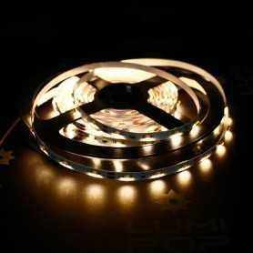 Ruban LED latéral extra fin 5mm blanc chaud