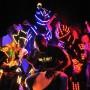 Robot led Be-light avec bande led flexible RGB