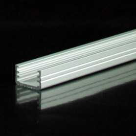 Profilé aluminium slim de 1m au détail