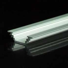 Réglette aluminium encastrable de 1m au détail