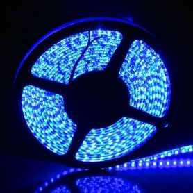 Rouleau 600 leds bleu
