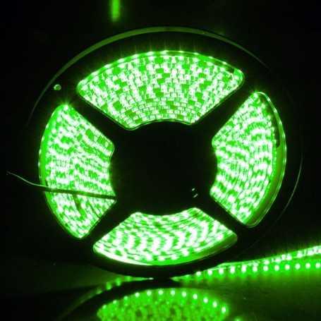 Ruban led vert haute luminosité