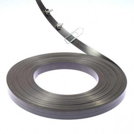 Bande magnétique 8mm spéciale ruban led