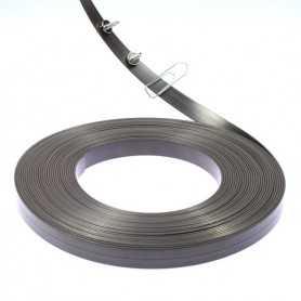 Bande magnétique 10mm spéciale ruban led