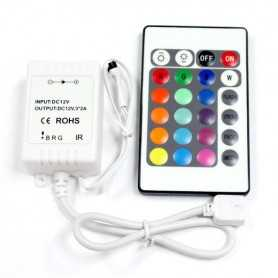 Controleur led RGB 12V - 72W