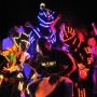 Robot led Be-light avec bande led flexible RGB