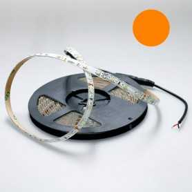 Ruban led flexible tuning moto orange