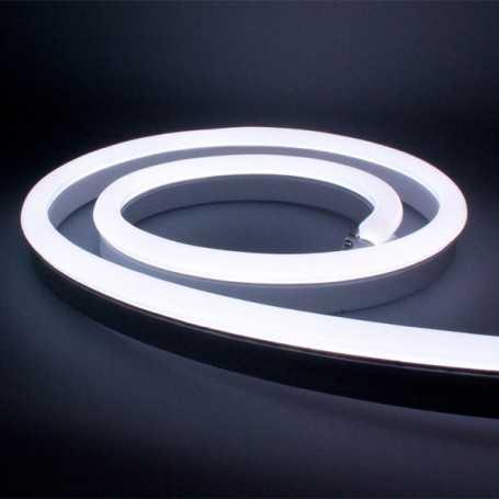 Néon LED Bulbe blanc froid 24V étanche 4m. Qualité PREMIUM
