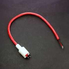 Connecteur d'alimentation pour ruban led néon