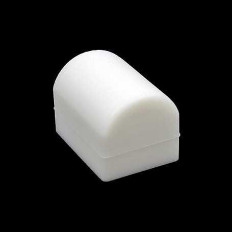 Capsule de terminaison en silicone pour ruban led néon