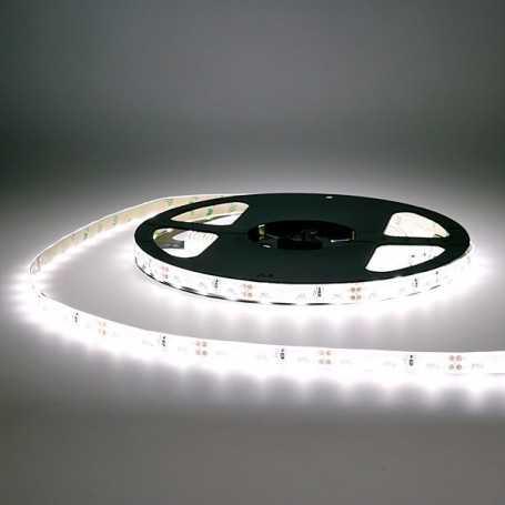 Bande LED side blanche 60LED/m étanche 5m