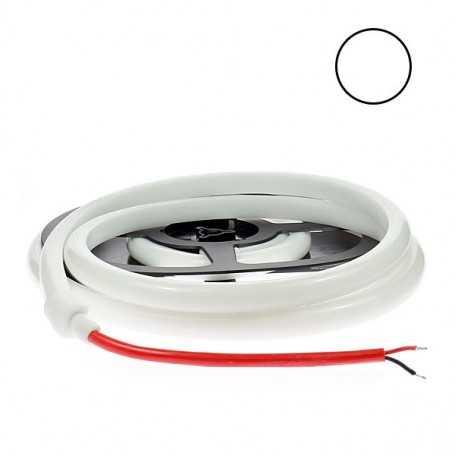 Ruban led silicone blanc froid de 2m50