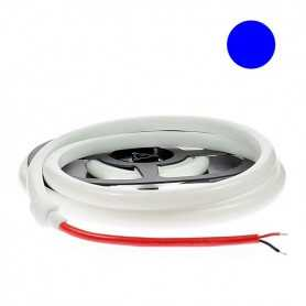 Ruban led silicone bleu de 2m50