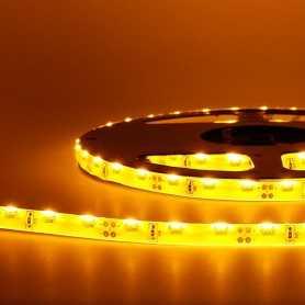 Bande led éclairage sur le côté orange 2m50 - 60 led au mètre