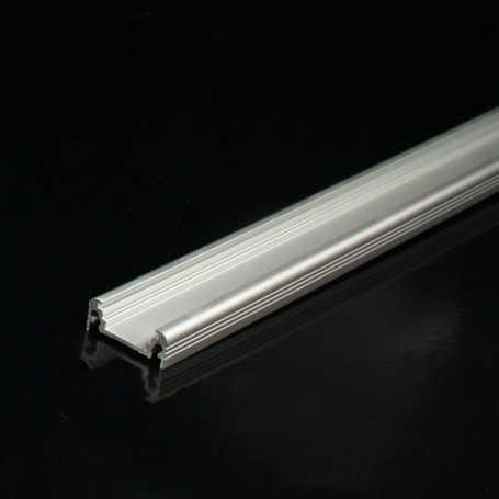 Profilé alu SAILLIE XL de 1m bande jusqu'à 14mm