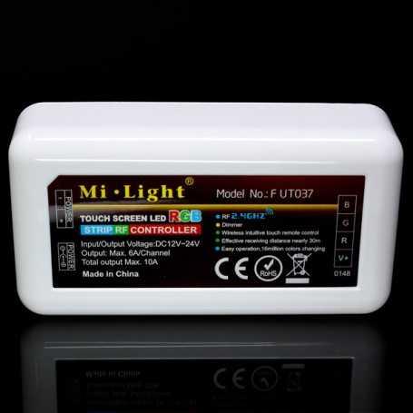 Contrôleur LED RGB multizone 12/24V Mi-Light (MiBOXER) au détail