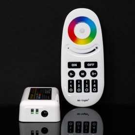 Kit contrôleur LED RGB multizone 12/24V Mi-Light (MiBOXER)