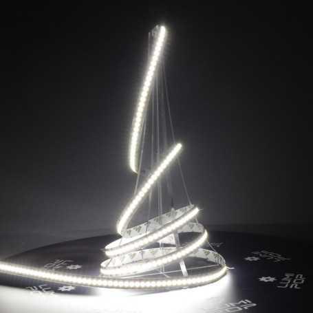Bande led blanc neutre 12V 204led/m IP20 5m