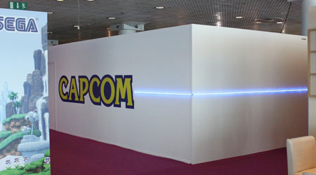 Kit néon led flexible Capcom