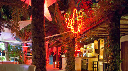 Néon led flexible lustre Pacha Club Ibiza