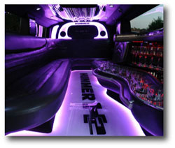 Led flexible limousine Hummer