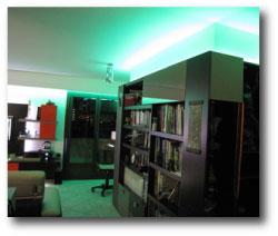 Ruban led flexible décoration intérieur maison