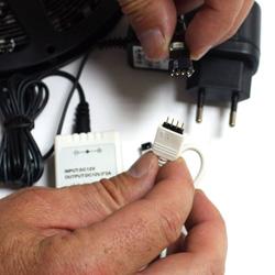 Connexion controleur led RGB et led flexible RGB