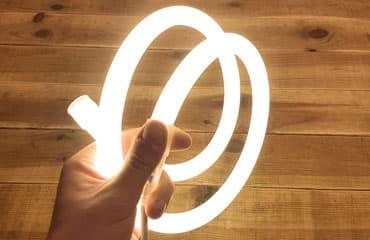 Néon LED flexible 360 degrés